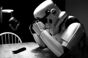regret Stormtrooper