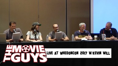 The Movie Guys at Whedoncon