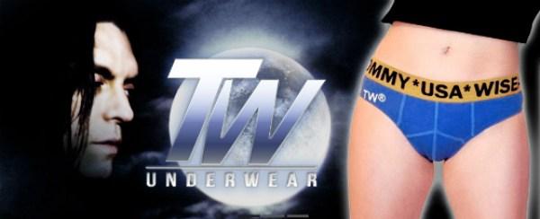 Tommy Wiseau underwear