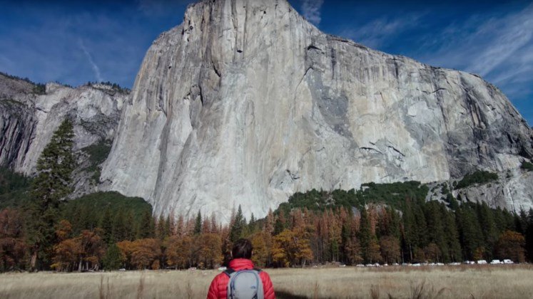 Movie Review: FREE SOLO