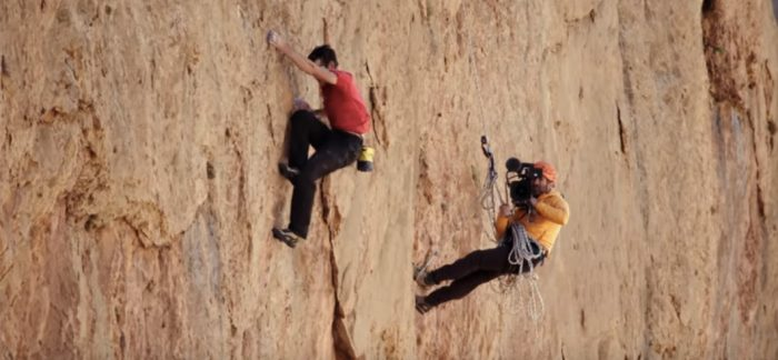 Movie Review - Free Solo | The Movie Guys