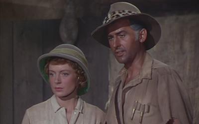 King Solomons Mines 1950 Starring Deborah Kerr Stewart