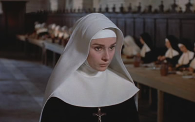 Image result for the nun's story 1959