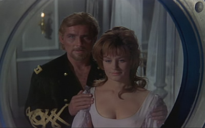 Image result for robert shaw and mary ure in custer of the west