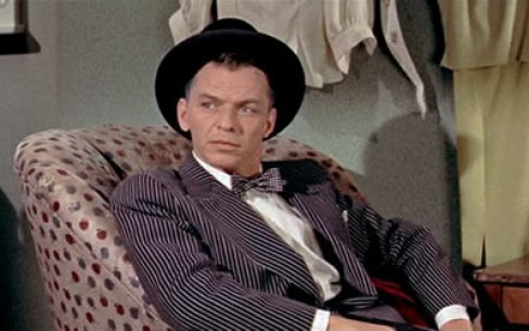Image result for sinatra as nathan detroit
