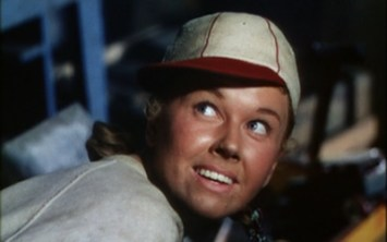 On Moonlight Bay (1951) starring Doris Day, Gordon MacRae, Billy Gray, Leon  Ames, Rosemary DeCamp, Mary Wickes, Ellen Corby, Jack Smith directed by Roy  Del Ruth Movie Review