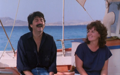 Tom Conti And Pauline Collins In Shirley Valentine