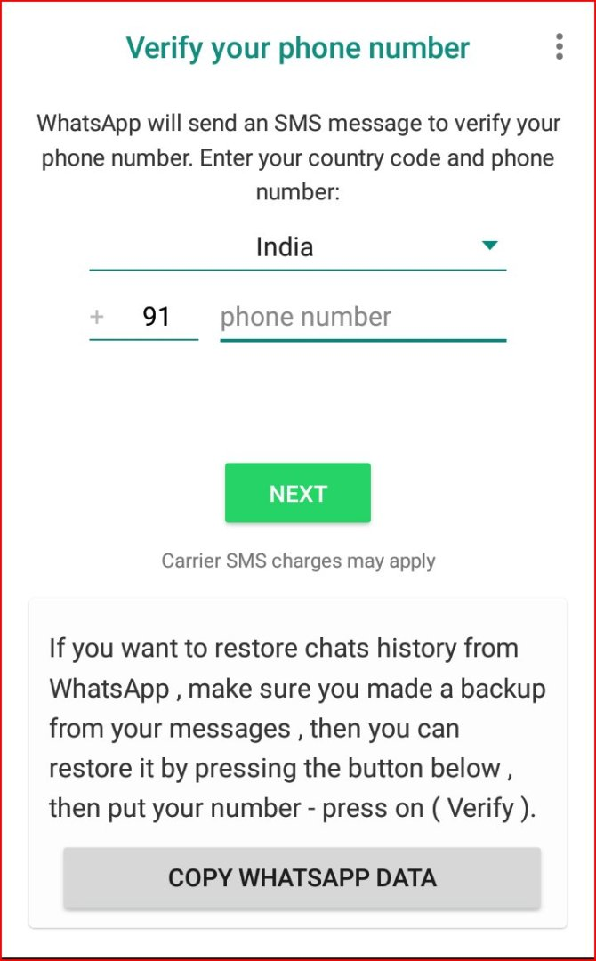 GB WhatsApp apk download or GBWhatsApp apk download installation