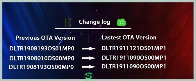 Black Shark 2 Pro OTA Update October Security Patch