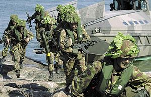 Finnish Defence Forces Annual report 2002, p. 7