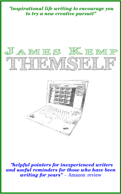 Front cover of Themself by James Kemp