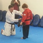 Black Belt Boy