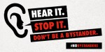Join Stonewall's #NoBystanders Campaign