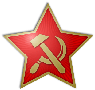 Logo of the Communist Party of Germany Esperan...