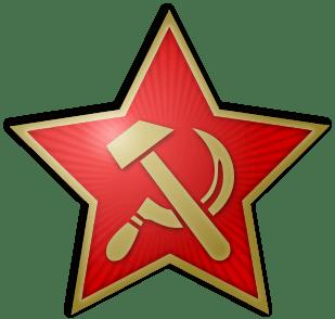 Logo of the Communist Party of Germany Esperan...