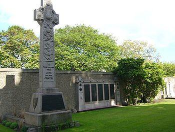 Gretna Rail Disaster Memorial, Rosebank Cemete...