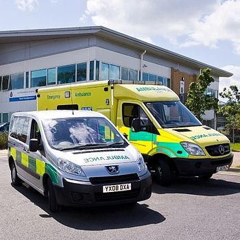 English: East Midlands Ambulance Service NHS Trust