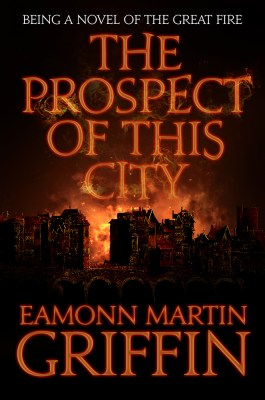 cover of Prospect of This City by Eamonn Griffin