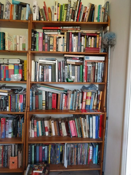 The History Bookshelf, one of five Ikea bookcases