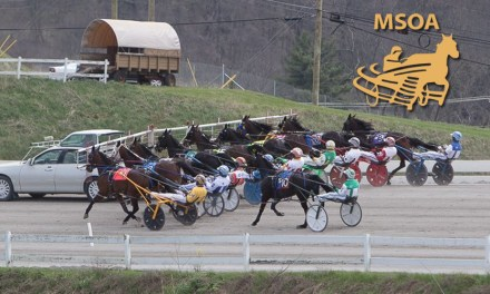 Local owner Key sends three into Breeders Crown elims