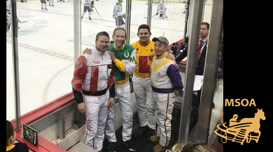 MSOA members enjoy night at Penguins game