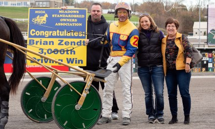 Brian Zendt notches career win #3000