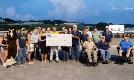 Hall wins Charity Challenge