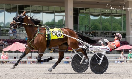 Philly Hanover sets stake record in Adios Betty