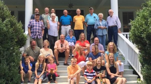 2016 Rogers Family Reunion at Balsam Mountain Inn