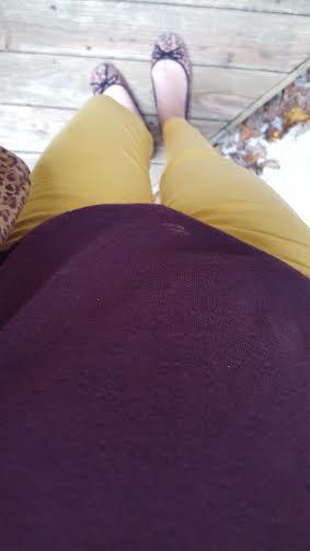 burgundymustardshoes