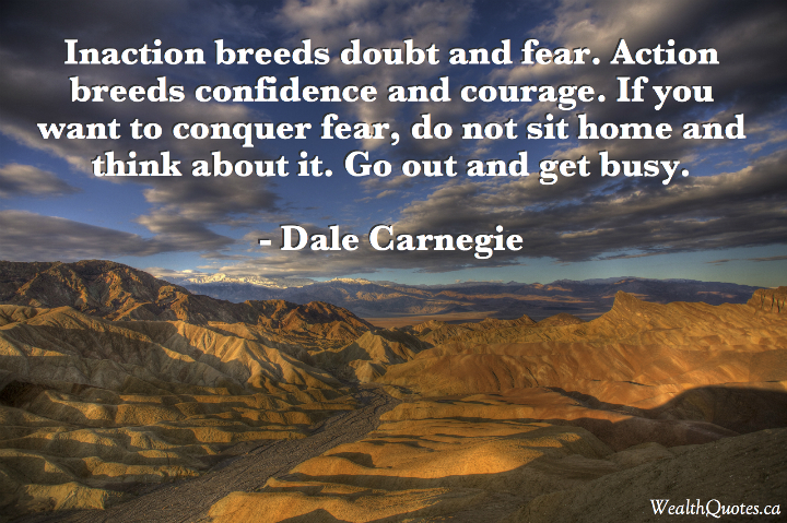 fear and doubt quote 1
