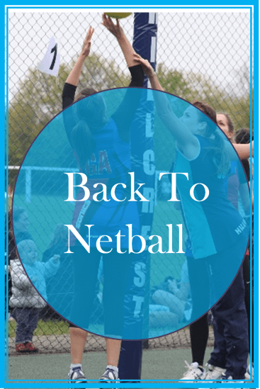 Back to Netball - Your Questions Answered