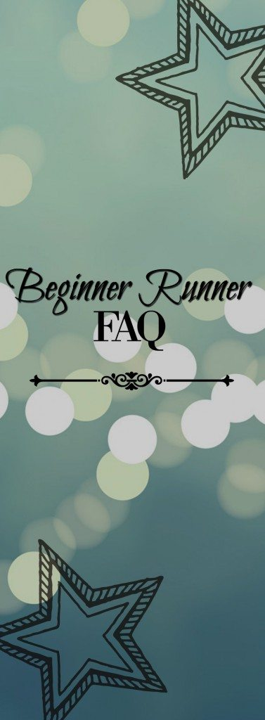 Beginner Runner FAQ - everything you've ever wanted to know about starting running