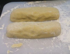 dough logs