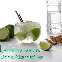 10 healthy sugary drinks alternatives
