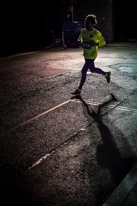 The Do's and Don't of running in the dark - nighttime runner