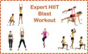 Expert HIIT Blast Workout