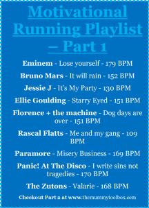 motiv playlist part 1