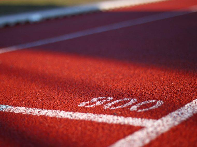 race track race playlist feature
