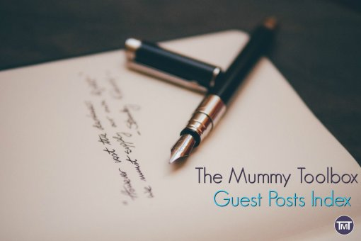 The Mummy Toolbox Guest Post Index