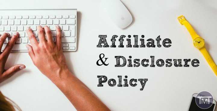 affiliate and disclosure policy for the mummy toolbox