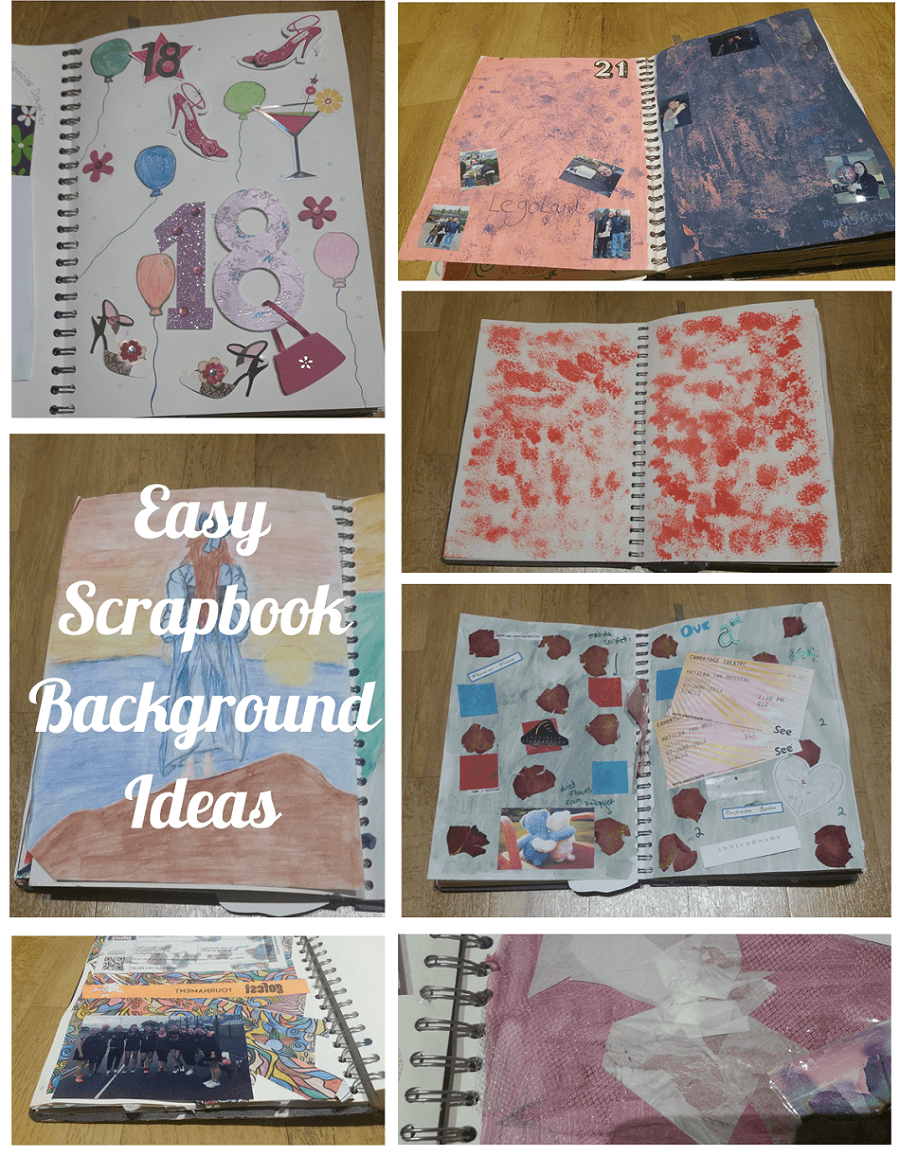 Scrapbook ideas easy - Yes I Have A Scrapbook I Have A Terrible Memory And Also I Love An Excuse To Collect Lots Of Things That Remind Me Of Places Or Events That I Have
