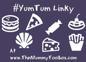 #YumTum Linky Banner