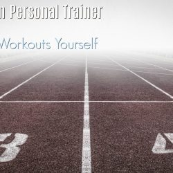 be your own personal trainer and tailor workouts yourself