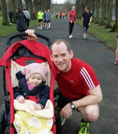 Neil from This Dad Does, guest posts on Summer Buggy Running