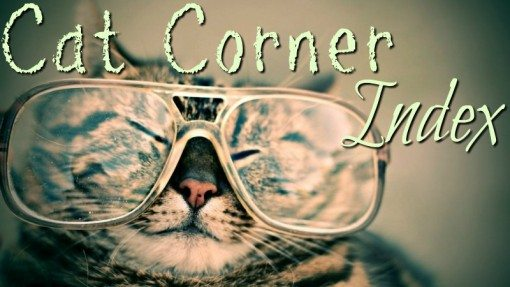 Cat Corner Index - All of the posts from cat corner - easily accessible!