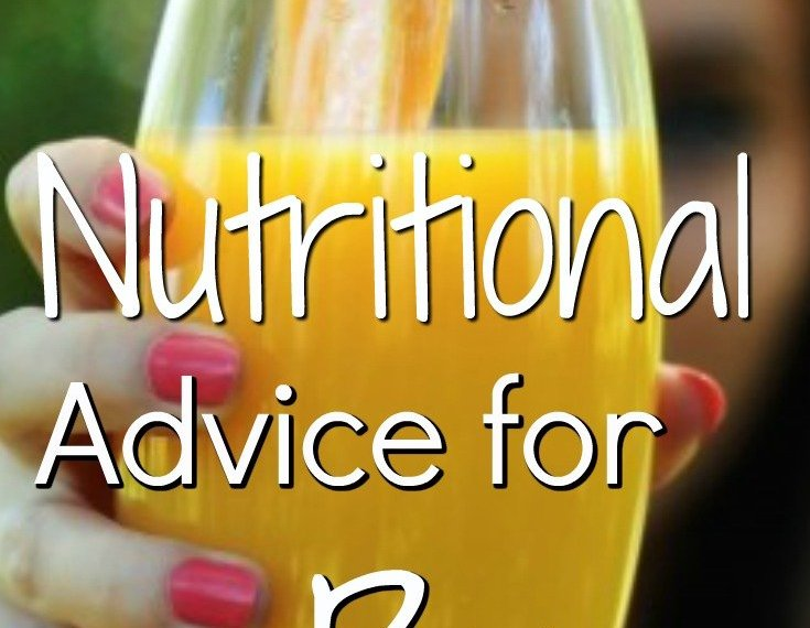 Nutritional advice for busy parents - keep your family healthy
