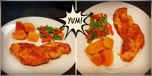 Yum! Nando's chicken