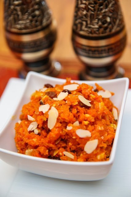 Carrot Halwa - Herbs Spices and Tradition