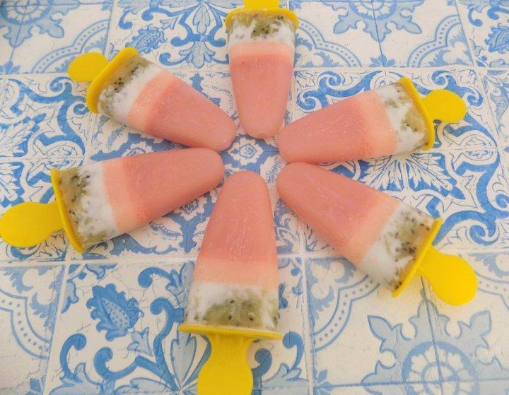 vegan watermelon ice lollies by budget food mummy